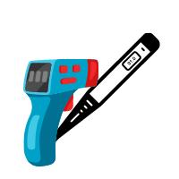 Termometre și timere pentru bucătărie