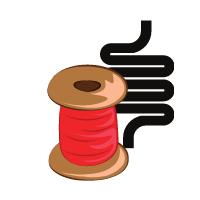 Membrane, intestine și fire de bumbac