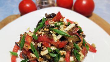 Salata cu vanata