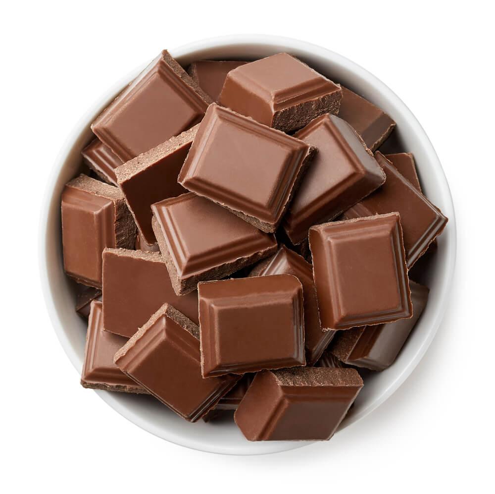 Cuvertura de ciocolata neagra 221 500 gr. GPR