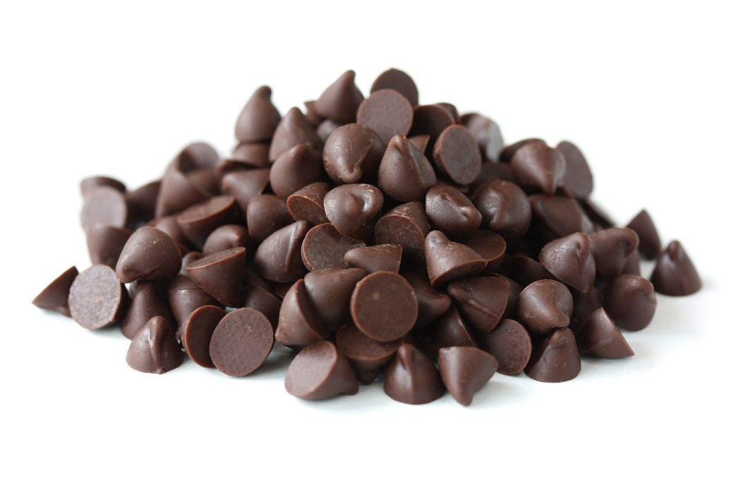 Pastile din ciocolata neagra Belgiana 54,5%  250 gr.
