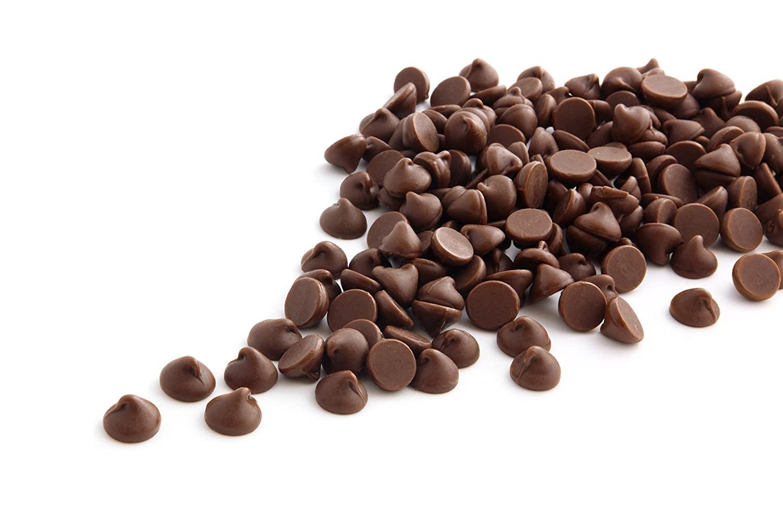 Pastile din ciocolata de lapte Belgiana 33,6% 250 gr.