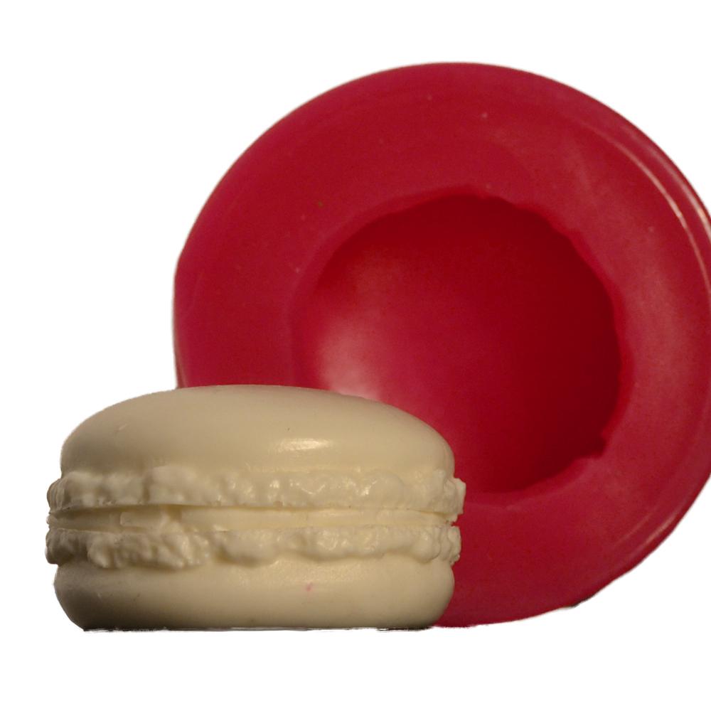 Forma din silicon macarons 5x5cm 32306 CSL