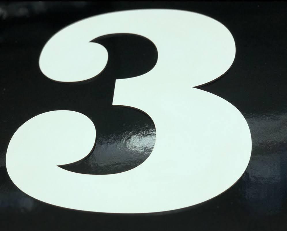 Forma cifra 3 PFL H26 SGM