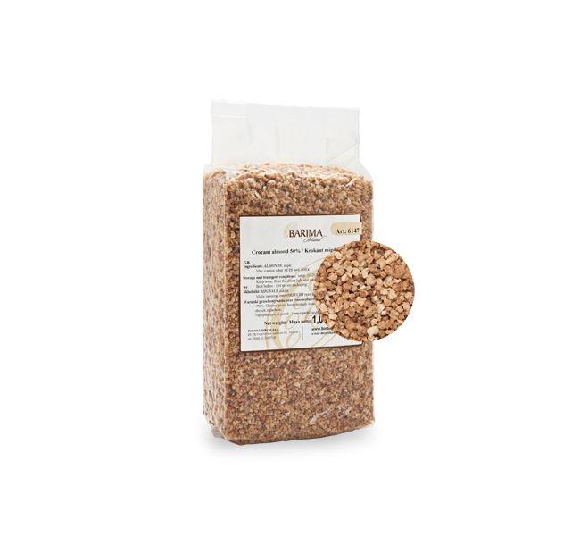 Migdale crocante 50% 1 kg 6147 BARB