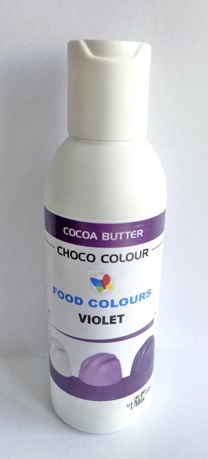 Colorant gel CU UNT DE CACAO 100g VIOLET CB-061 FC