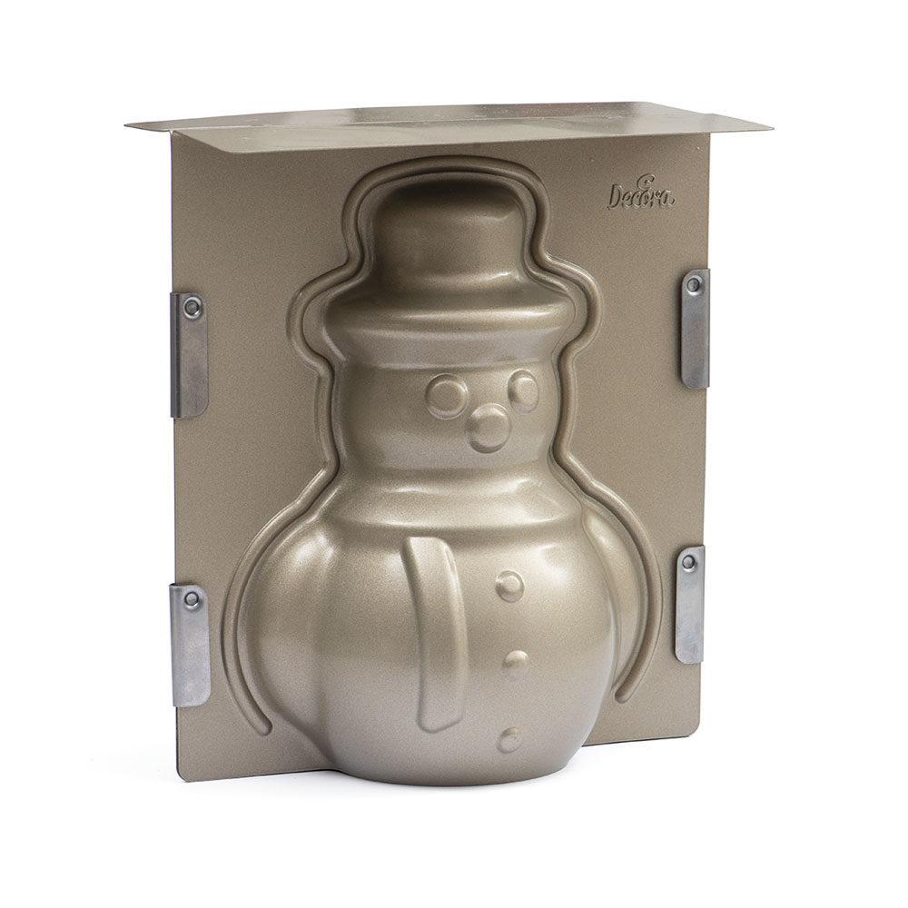 Tava pentru tort 3D SNOWMAN 0075012 DER