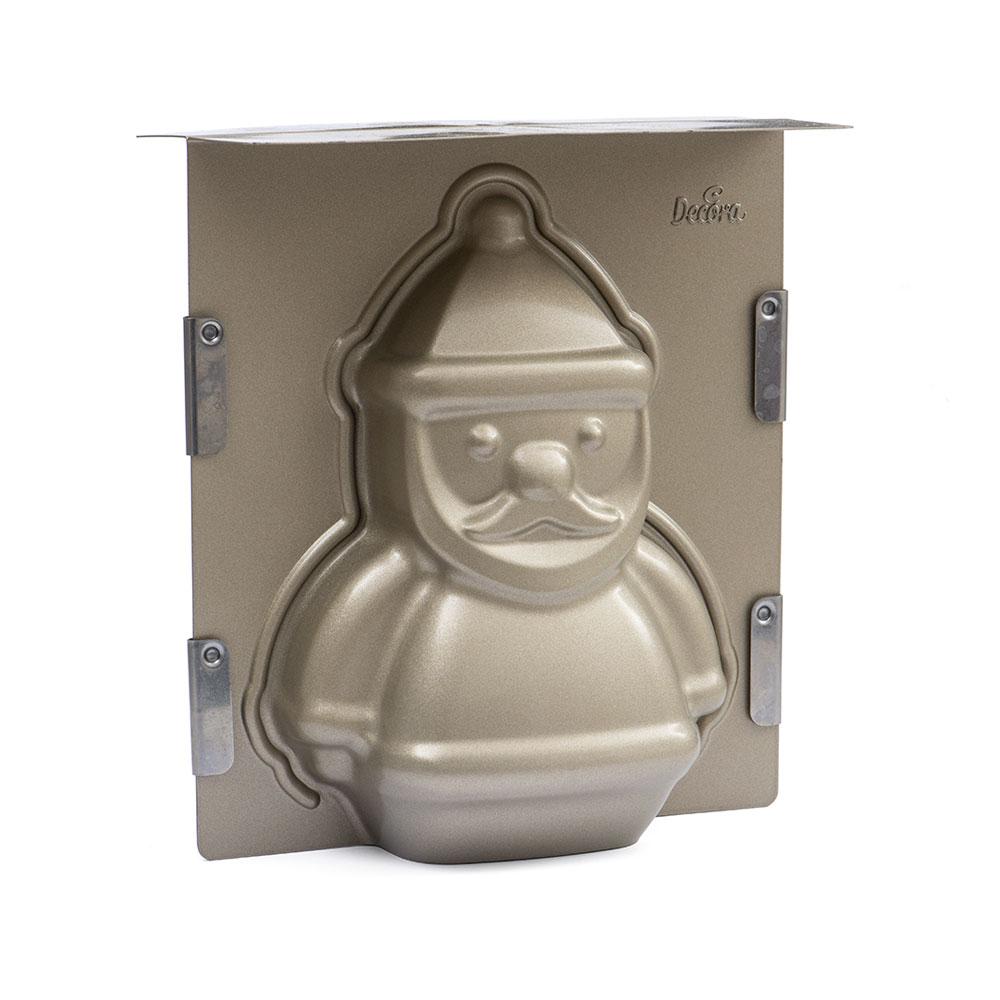 Tava pentru tort 3D SANTA CLAUS 0075011 DER