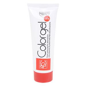 Colorant alimentar - gel  CHERRY RED ROSU (100 g) 23127 MOD