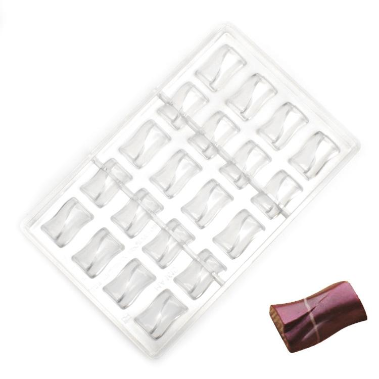 Forma din plastic pentru ciocolata MA1615 MARTE