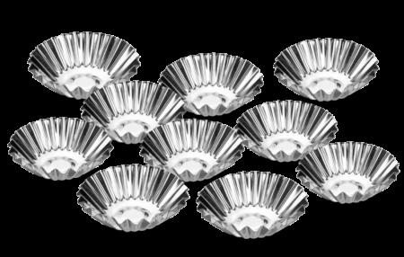 Forme de copt mici 70mm 162-05 (10buc/set) SNB