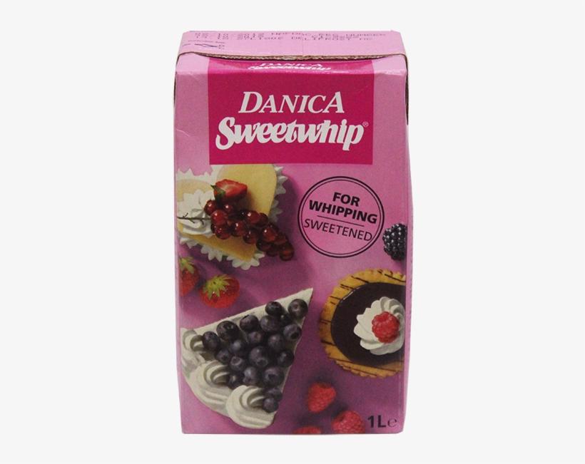 Frisca vegetala Danica Sweetwhip DK 1L SF