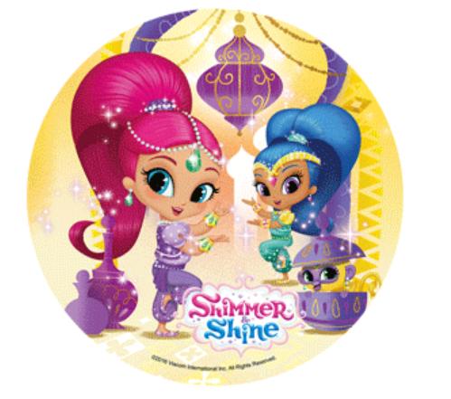 Disc de napolitana SHIMMER&SHINE D21 40523 MOD GPR