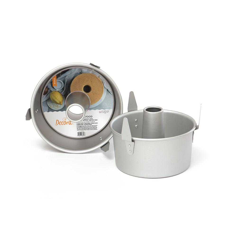 Angel food pan 17,5x8,5 H cm 0062685 DER