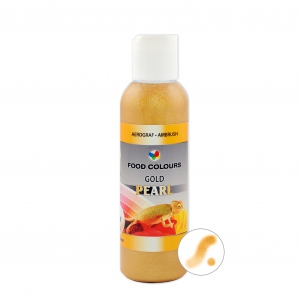 Colorant alimentar 135 ml auriu WS-LP-35 FC