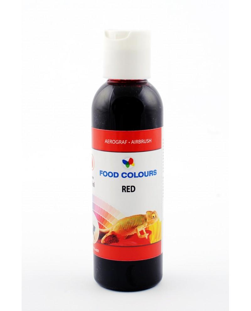 Colorant alimentar 135ml  Rosu WS-La-0251  FC