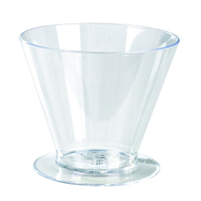 Pahare plastic 100 buc PMOCO001 90ml
