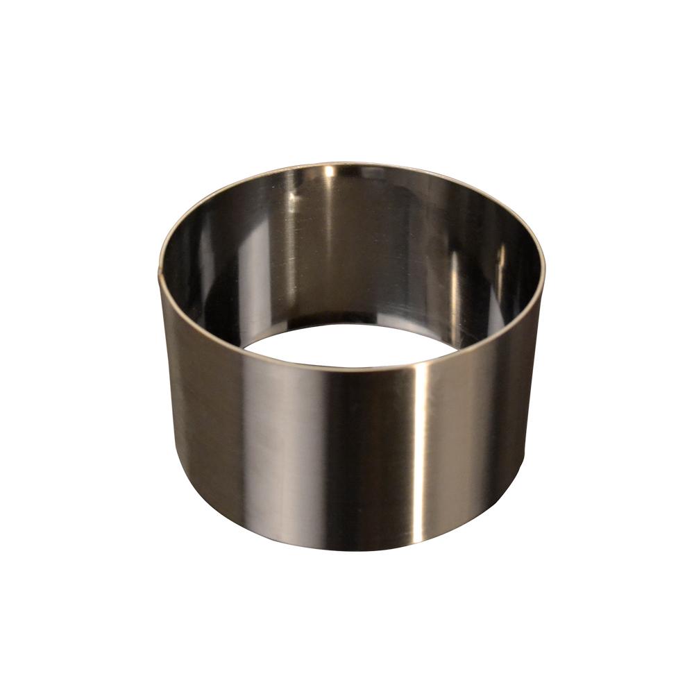 Forma din inox rotunda  H6 28cm 51077 CSL