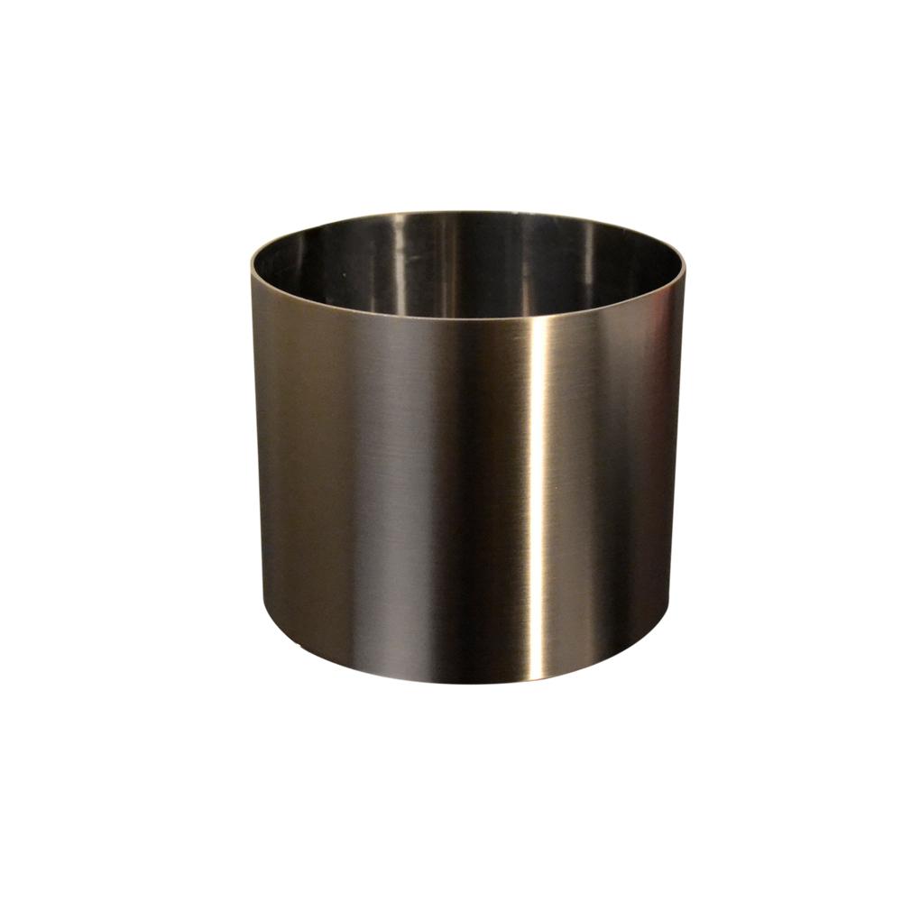 Forma din inox rotunda H7 8 cm 51041 CSL