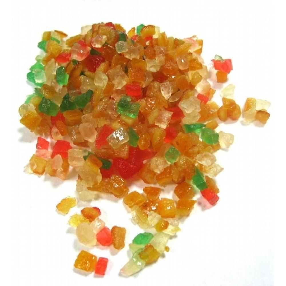 Fructe Confiate MIX DE FRUCTE CONFIATE 6x6 500 gr GPR