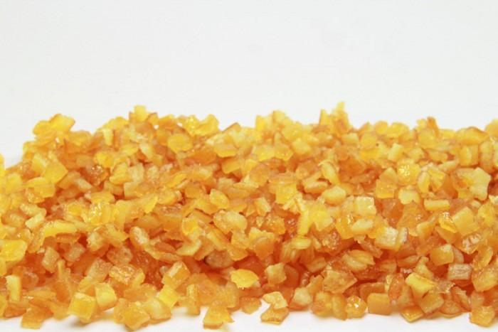Fructe confiate CUBURI DE FRUCTE CONFIATE ORANGE 6x6 500 gr GPR
