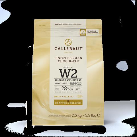 Ciocolata alba W2NV-554 250g. GPR