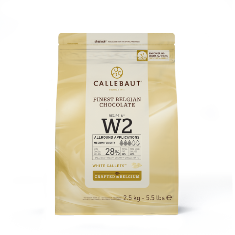 Ciocolata alba W2NV-554 500g. GPR