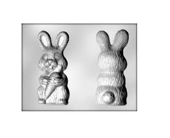 "Forma pentru ciocolata ""CARROT/BIG BUNNY"" 90-2346 MARTE"