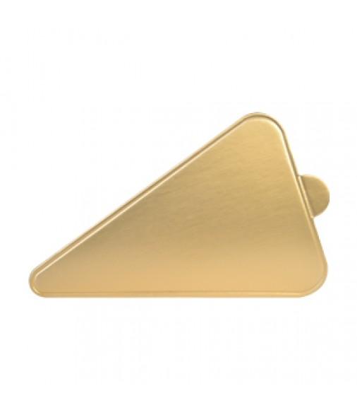 Suport pentur tort triunghi auriu 52044I MOD