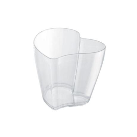Pahare din plastic BICCHIERINO LOVE 100ml  SET 100buc PMOLO001