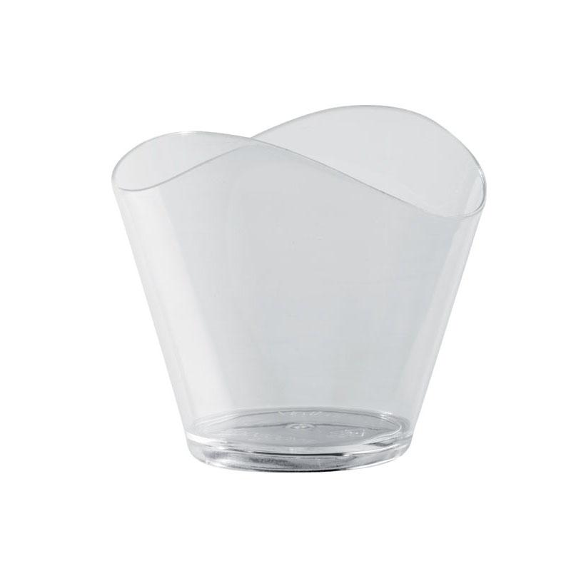 Pahare din plastic 50 ml (ser 100buc) PMOCE001
