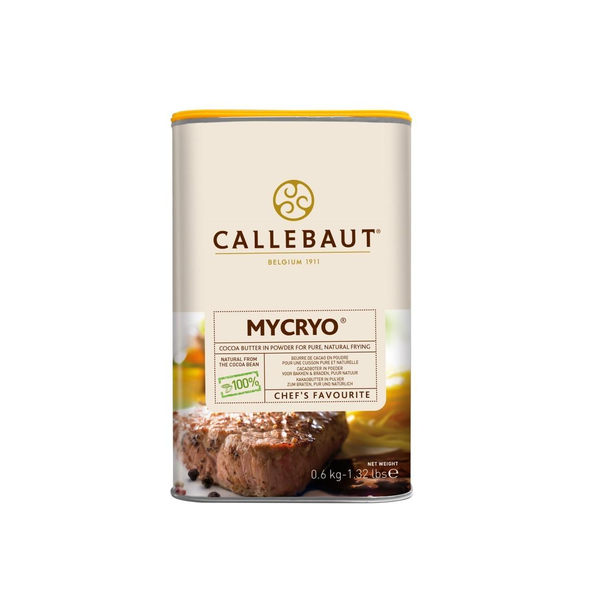 Unt de cacao CACAO MYCRIO 0,6kg Callebaut
