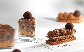 "Mix mousse ""Ciocolata neagra""  0,8kg CHD-MO-D-E0-X27 BARRY"