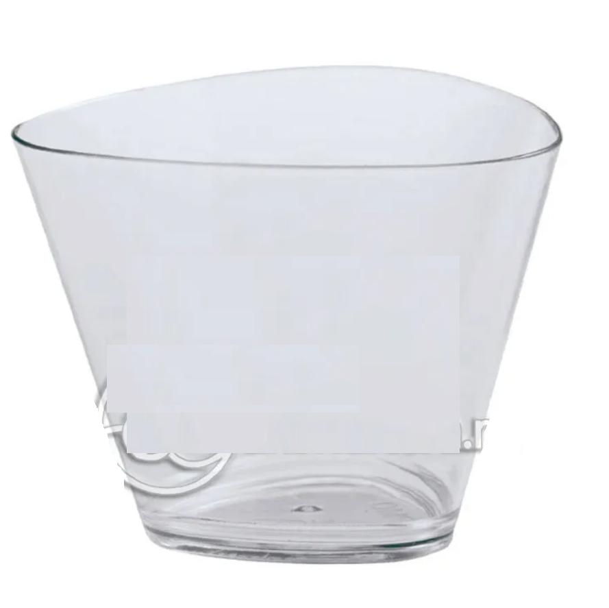 Pahar din plastic PMO07.00 (set 100 buc)