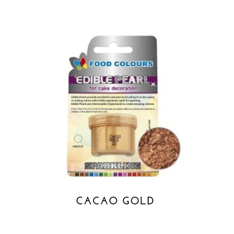 Colorant alimentar 10ml cacao gold  P-022 FC