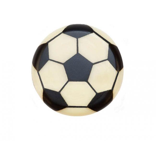 Decoratiuni din ciocolata Logo Football 34451 0.136kg BARB