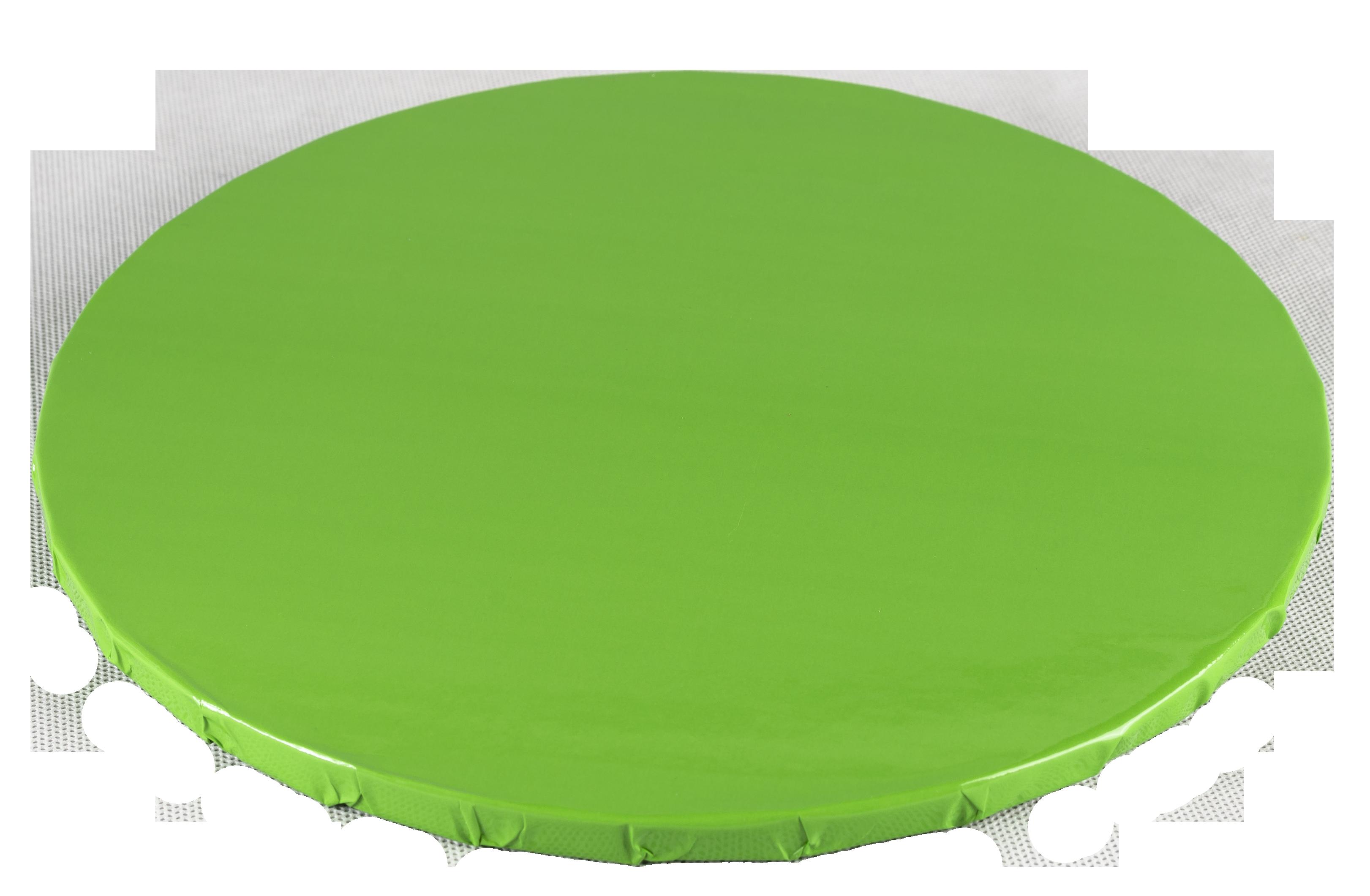 Platformă tort rotundă lămîie verde 30 cm SMT