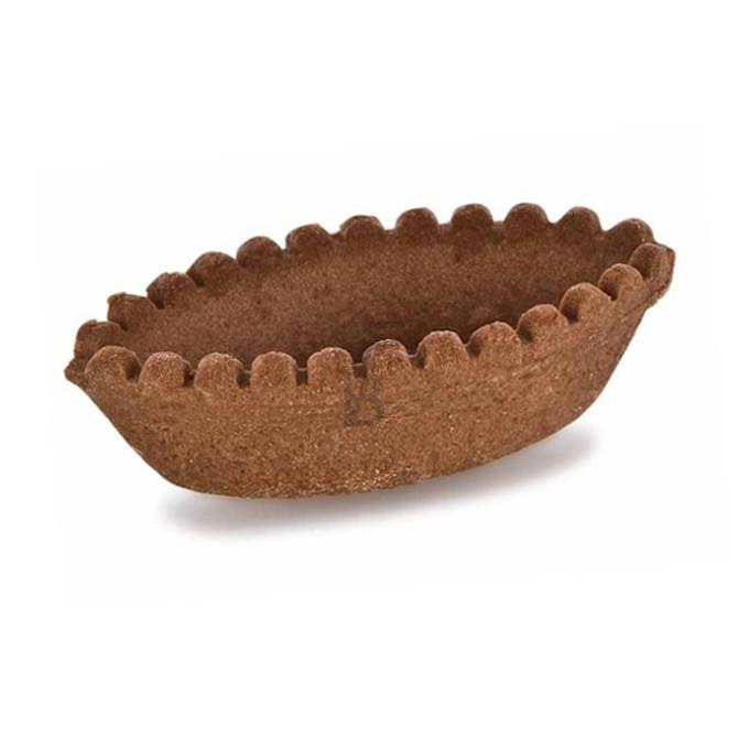Coji de tarta barcute cacao lungime 67 mm 958 250 BUC ORMA