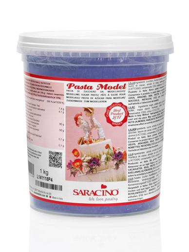 Pasta de modelaj violeta 1 kg DEC028K1_SARACINO