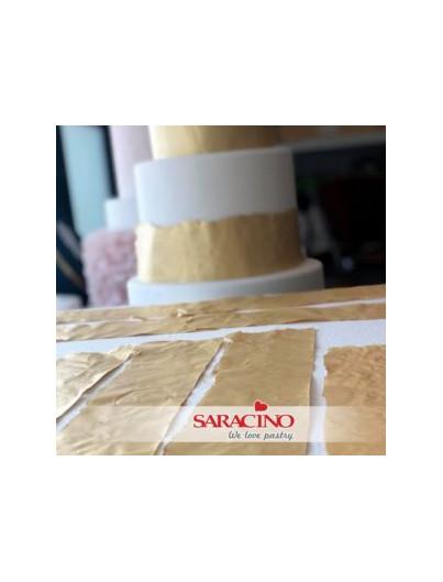 Pudra aurie pentru dantela 200 g DEC090K02_SARACINO