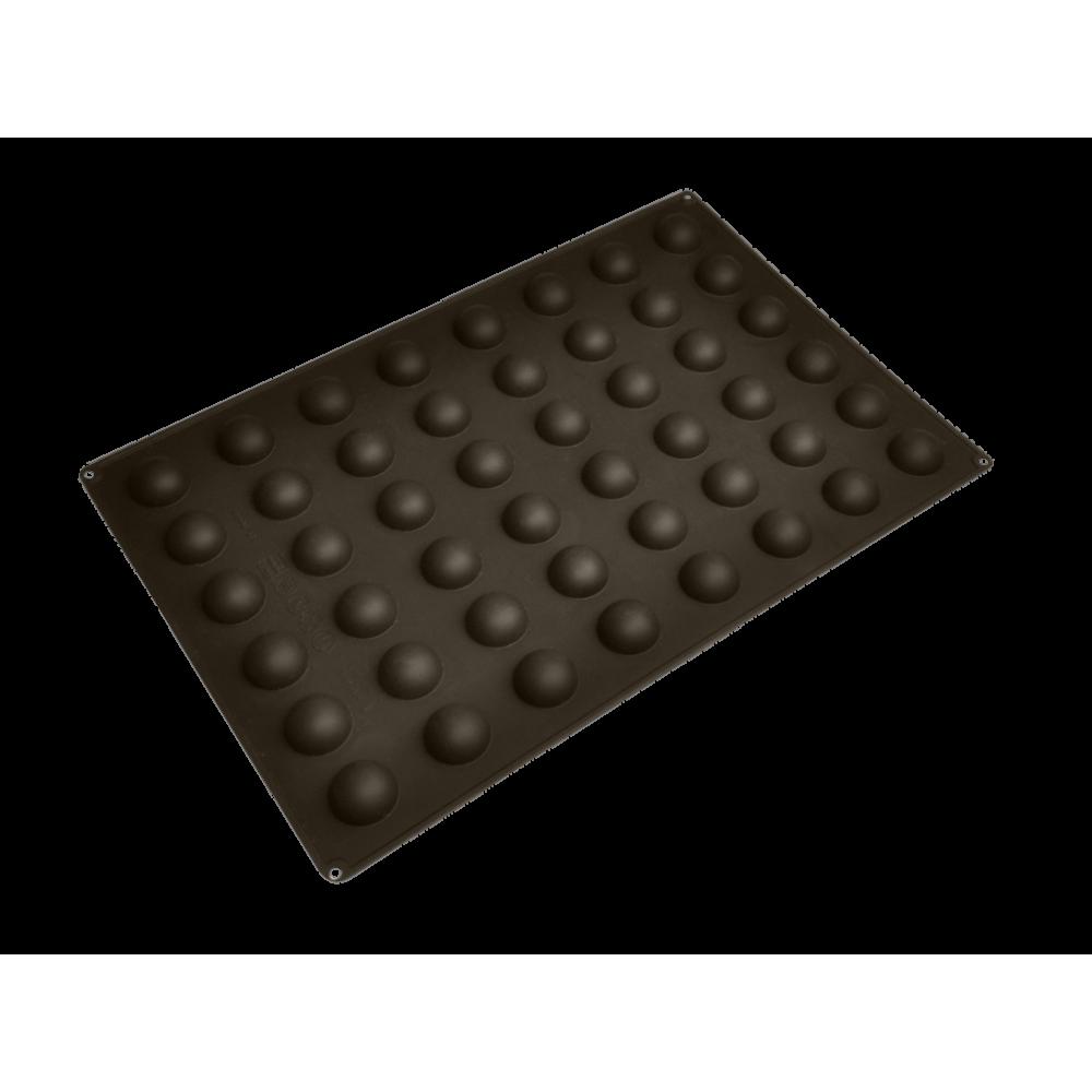 Forma din silicon  40*60 SEMISFERA Ø 5cm ( SQ-0004 ) 26025 CSL