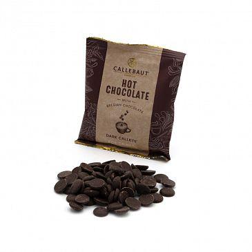 Calete pentru ciocolata calda neagra 54,5 % cacao 35g 811NV-T97 Callebaut