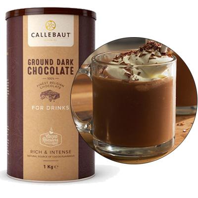 Ciocolata neagra macinata 50,1% cacao 1 kg CHD-X5226P-E0-X71 Callebaut