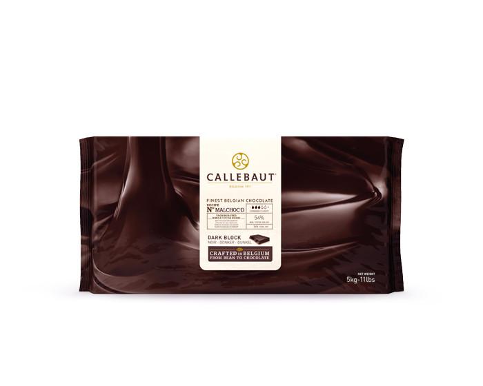 Ciocolata in block fara zahar 5 kg  MALCHOC-D-123 BARRY