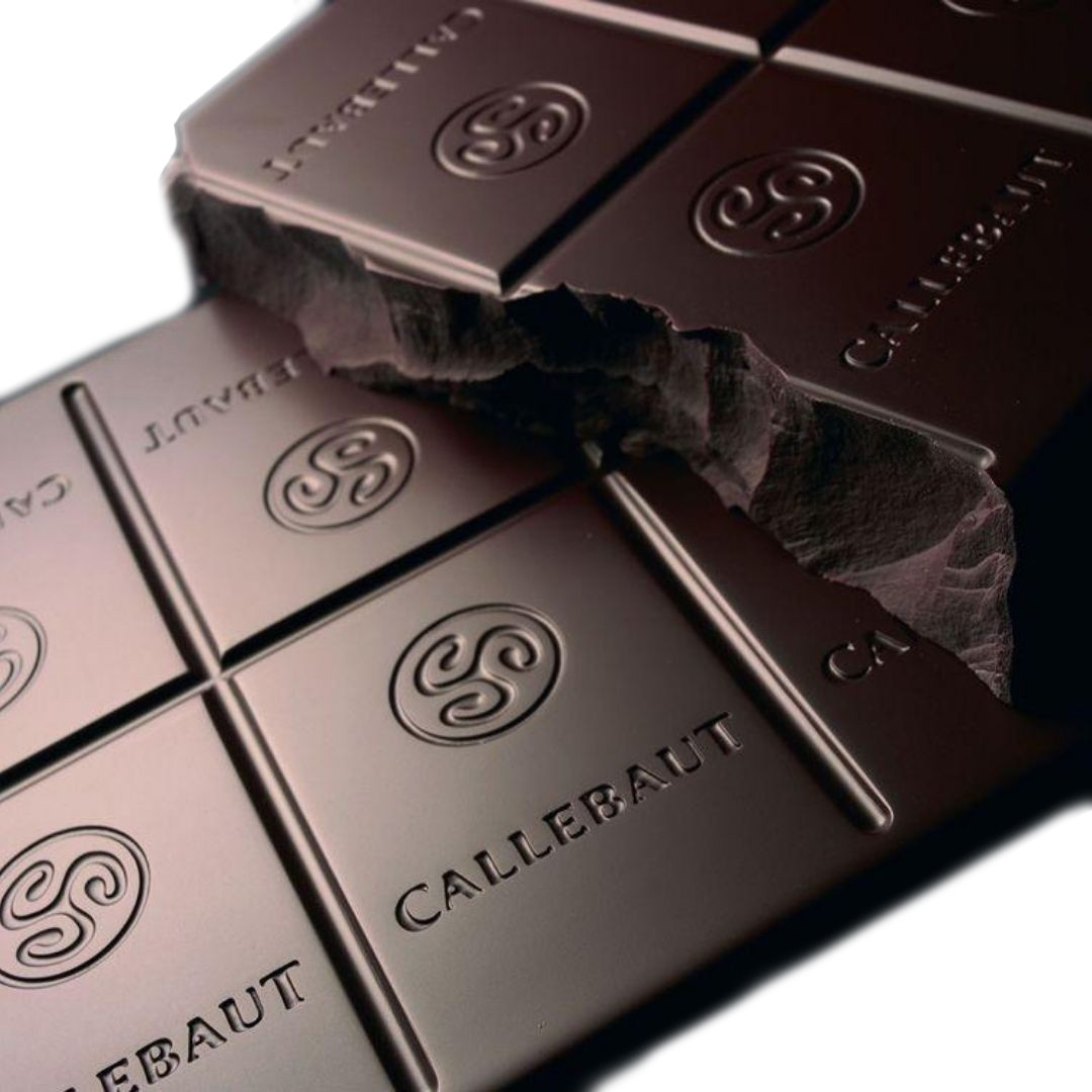 Ciocolata neagra fara zahar cu fibre  bloc 5 kg CSD-P2811STE10-105 Callebaut