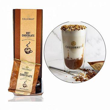 Calete pentru ciocolata calda cu lapte 35g 823NV-T97 Callebaut