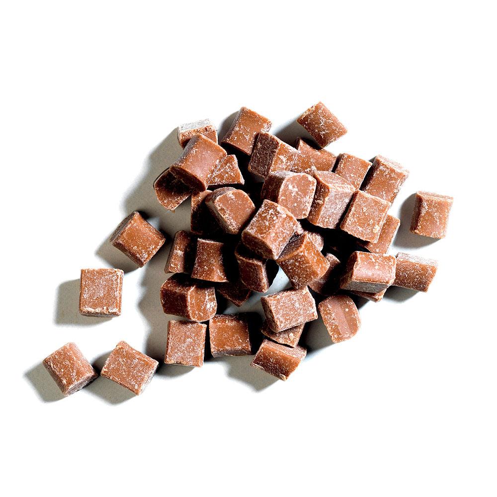Bucati din ciocolata termostabila cu lapte 27,3% cacao 2,5 kg CHM-CU-17X259-552 Callebaut