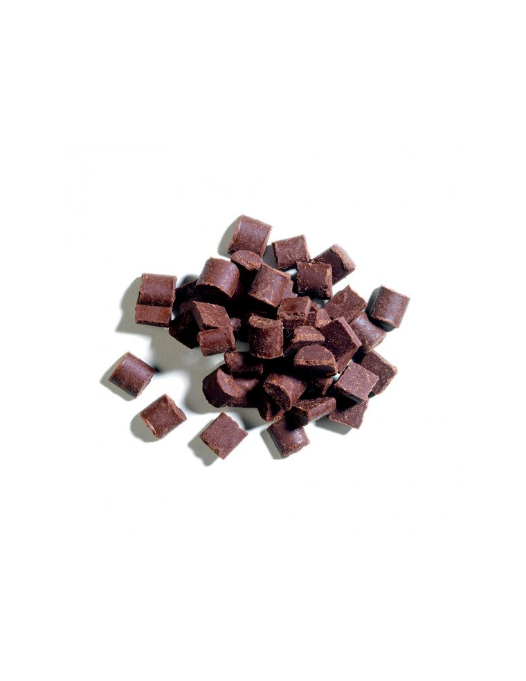 Bucati din ciocolata termostabila neagra 46,9% cacao 2,5 kg CHD-CU-20V115N-552 Callebaut