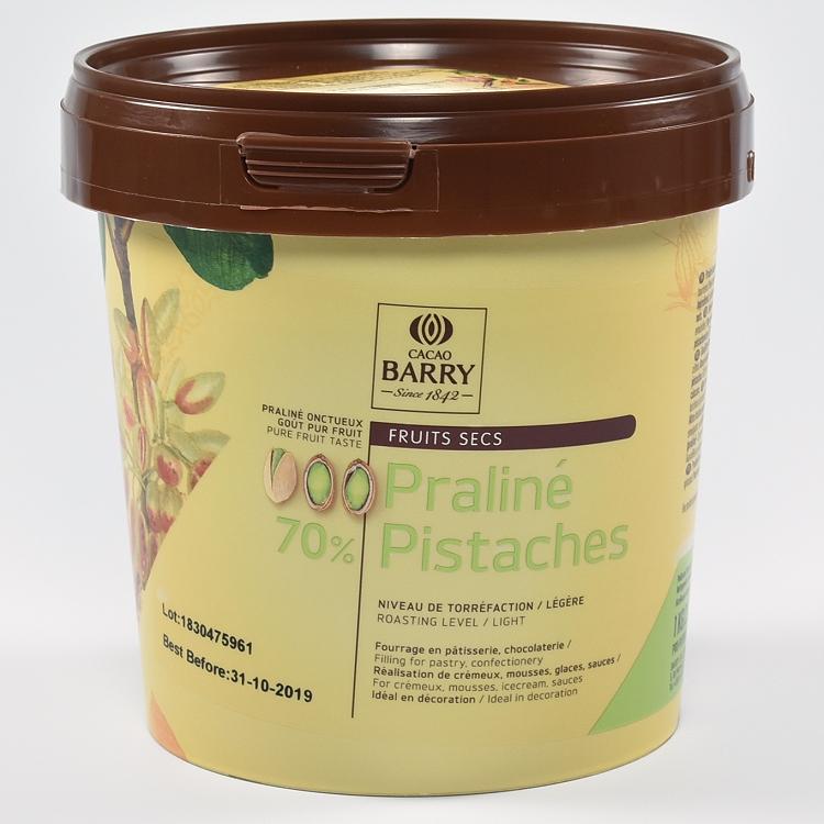 Praline 70% fistic 1kg PRO-PI701BY-19A Callebaut