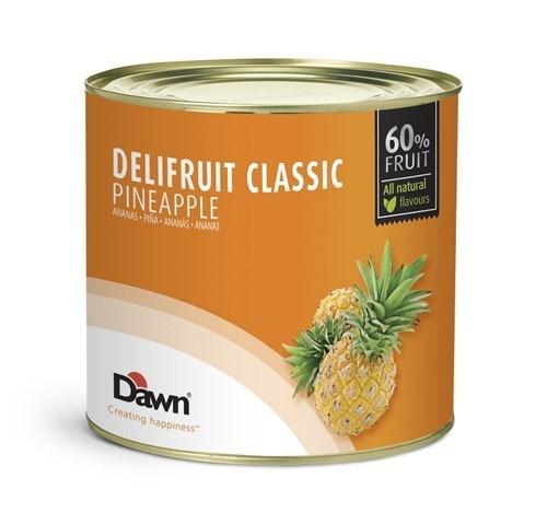 Umplutura ananas Delifruit Classic 2,7 kg DAWN